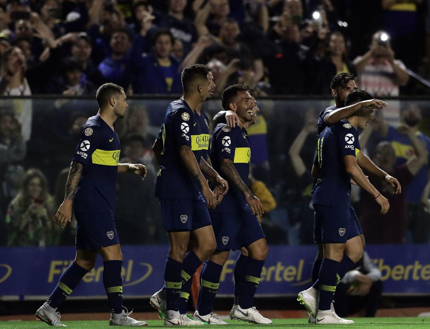 Boca Juniors-Athletico Paranaense giovedì 9 maggio