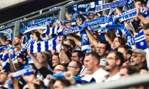 Bochum-Karlsruher bundesliga 2-20 ottobre