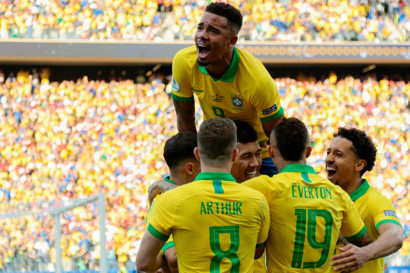 Brasile-Paraguay giovedì 27 giugno