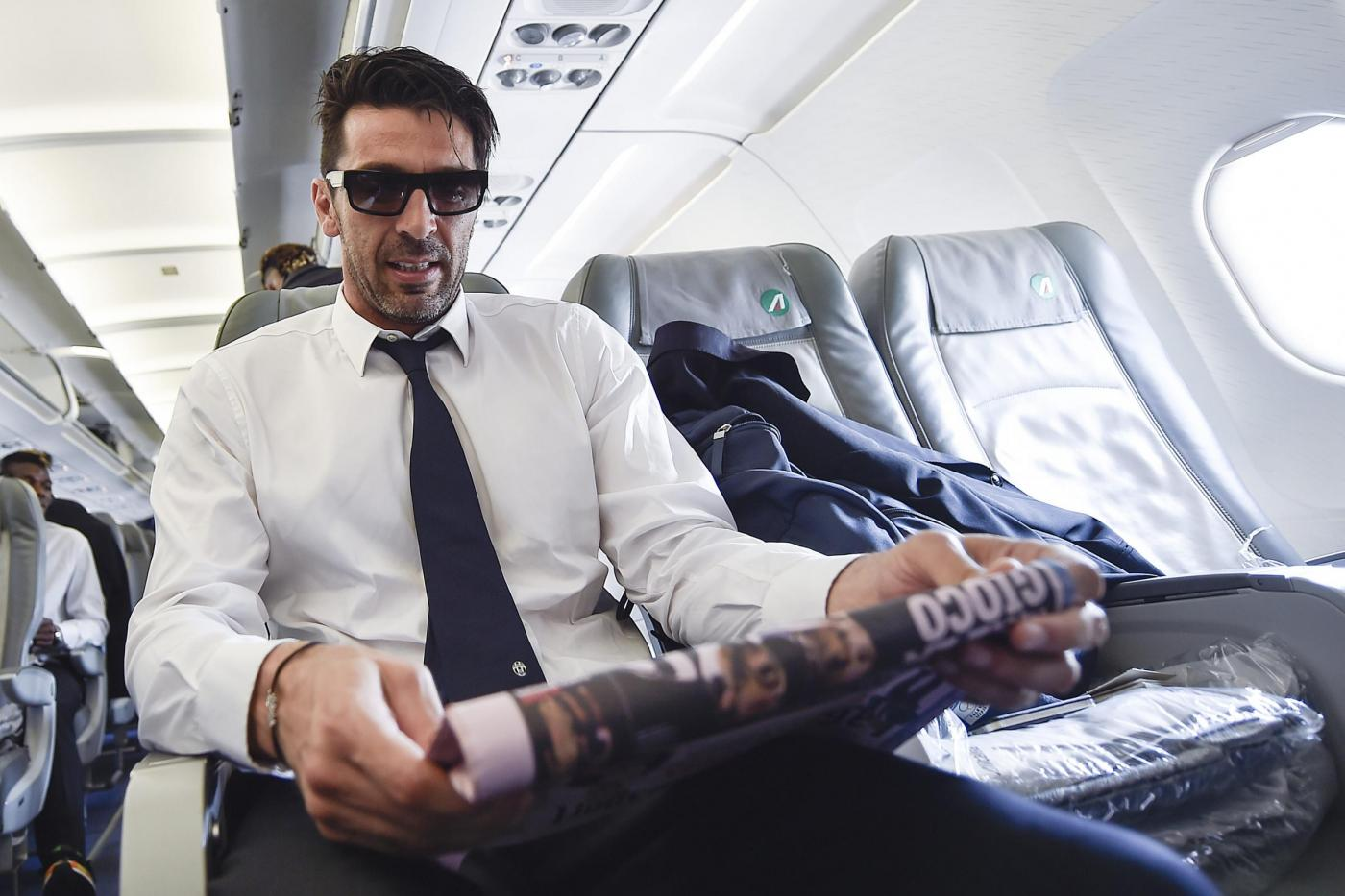 Gianluigi Buffon 2 luglio