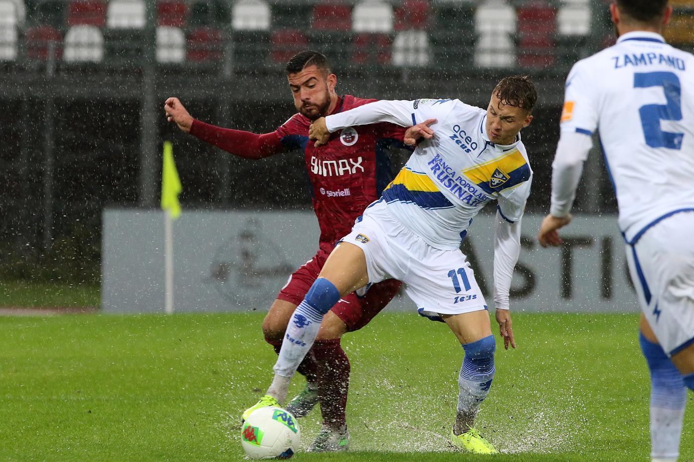 Pronostico Frosinone-Entella 1 febbraio: le quote di Serie B