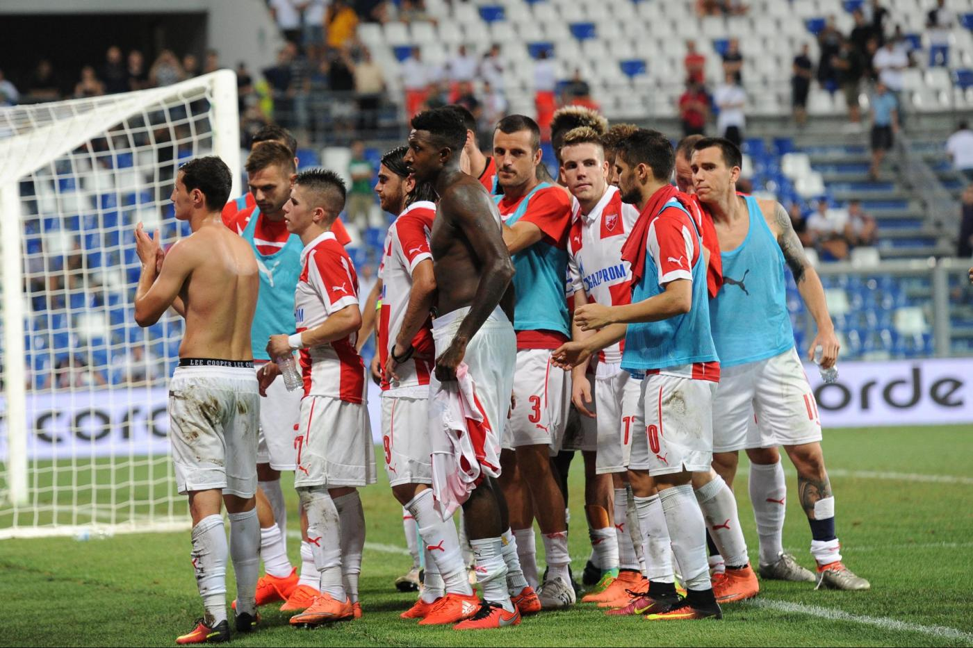 Serbia Super Liga domenica 28 ottobre