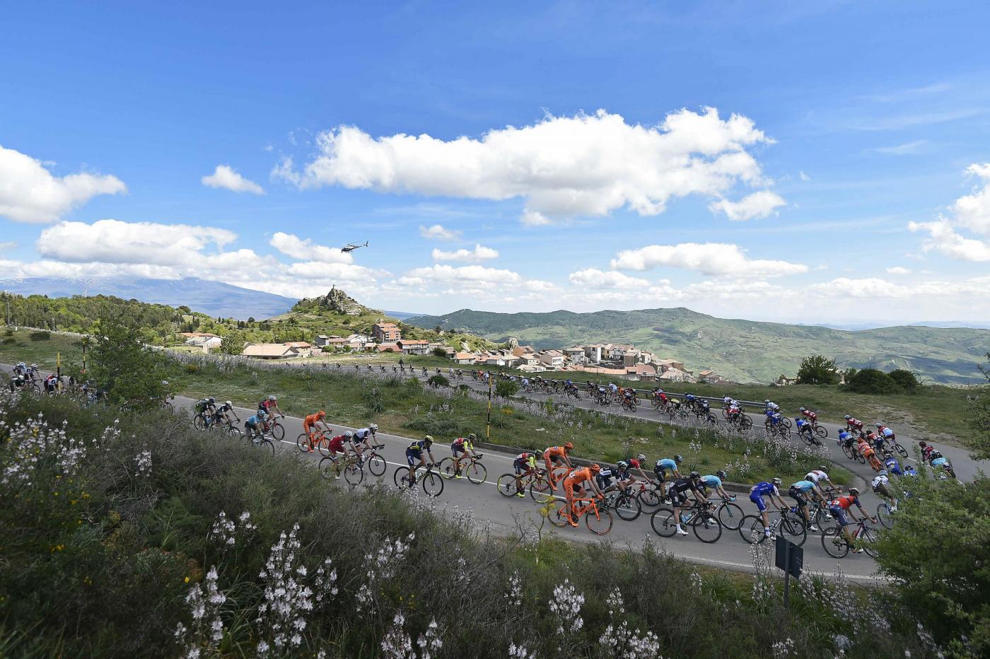 Giro d'Italia 2018 favoriti tappa 6: sull'Etna la prima vera battaglia tra i big!