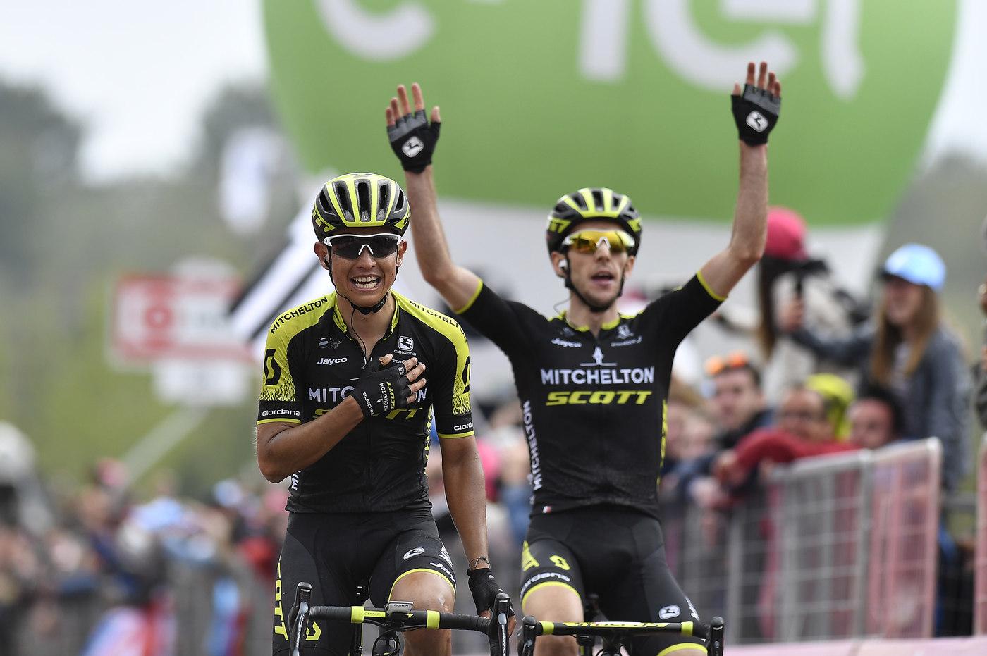 Giro d'Italia 2018 favoriti tappa 8: spazio per i fuggitivi a Mercogliano?