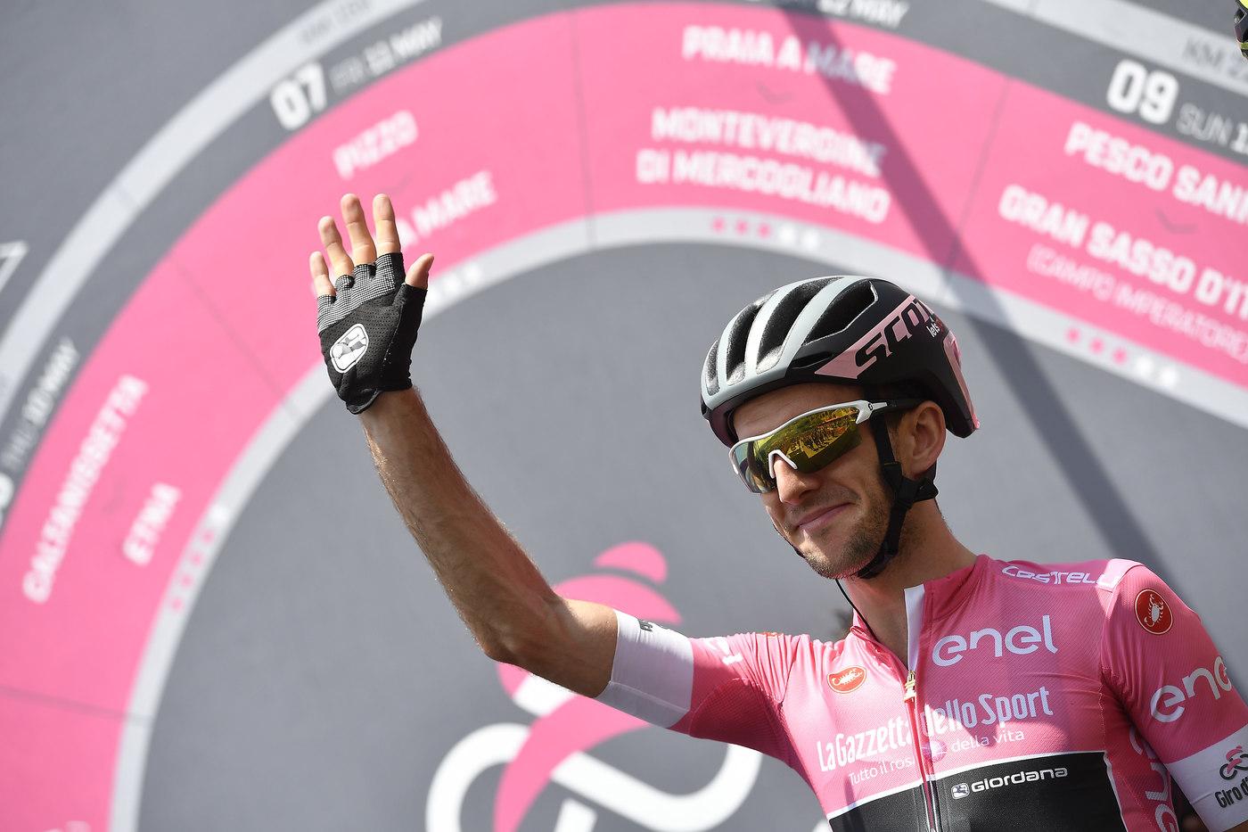 Giro d'Italia 2018 favoriti tappa 9: sul Gran Sasso si inizia fare sul serio!