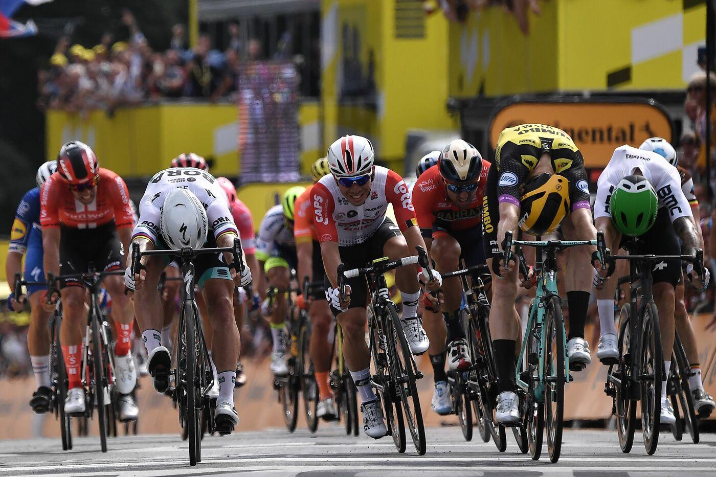 Tour de France 2019 favoriti tappa 4: Reims-Nancy, l'analisi, le quote e i consigli per provare la cassa insieme al B-Lab!