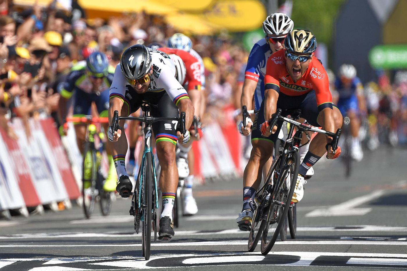Tour de France 2018 favoriti tappa 4: in Bretagna ancora terreno per i velocisti