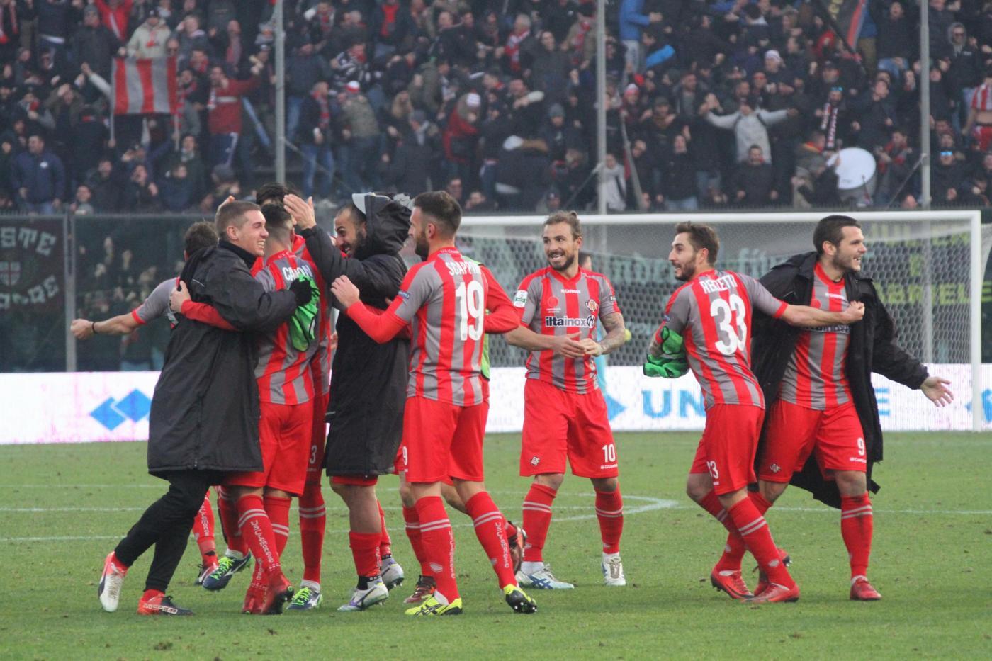 Cremonese-Cittadella 10 marzo, analisi e pronostico Serie B giornata 30