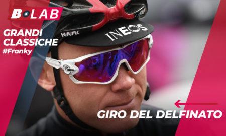 Giro del Delfinato 2019 favoriti: analisi del percorso e tutti i consigli per provare la cassa insieme al B-Lab nel blog di #Franky!