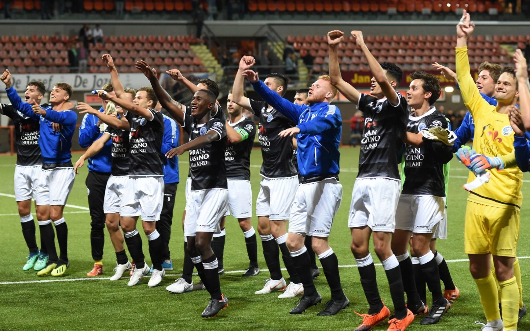 Nijmegen-Den Bosch pronostico 12 gennaio eerste divisie