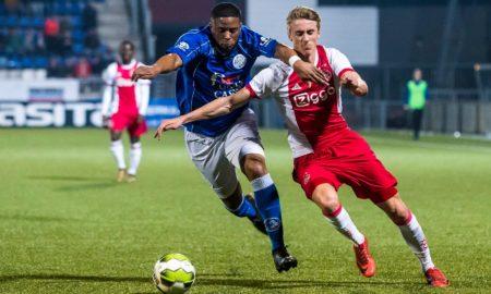 Jong Ajax-Jong PSV 16 settembre: il pronostico di Eerste Divisie