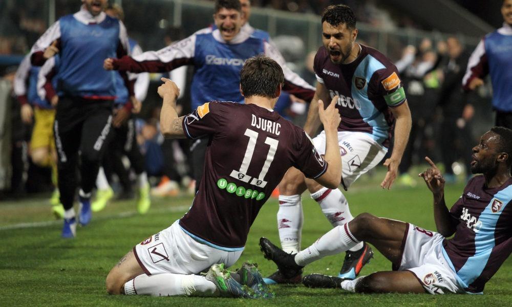 Serie B Play Out, Salernitana-Venezia 5 giugno: gara d'andata allo Stadio Arechi