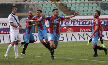 Potenza-Catania 19 maggio: si gioca per la fase nazionale dei play-off di Serie C. I rossazzurri sono testa di serie del torneo.