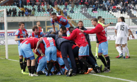 Catania-Potenza 22 maggio: si gioca la gara di ritorno del primo turno dei play-off nazionali di Serie C. Gara decisiva per la qualificazione.