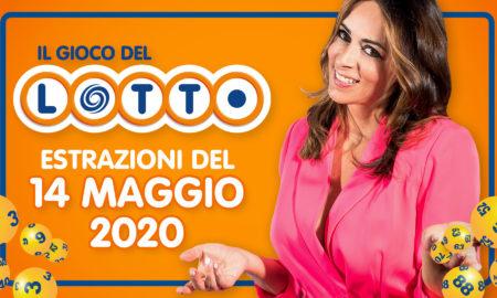estrazione lotto 14 maggio 2020 10 e lotto superenalotto simbolotto millionday