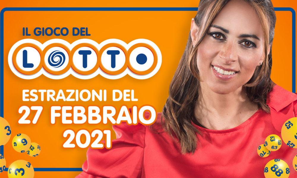 Estrazione del Lotto Simbolotto 10 e Lotto| B-Lab Live!