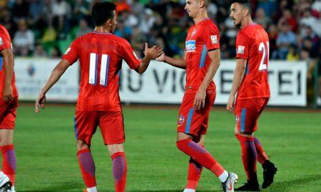 Milsami-Steaua 18 luglio