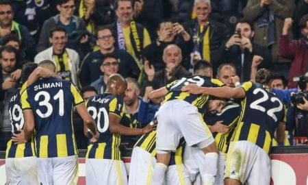 Bursaspor-Fenerbahce lunedì 21 gennaio