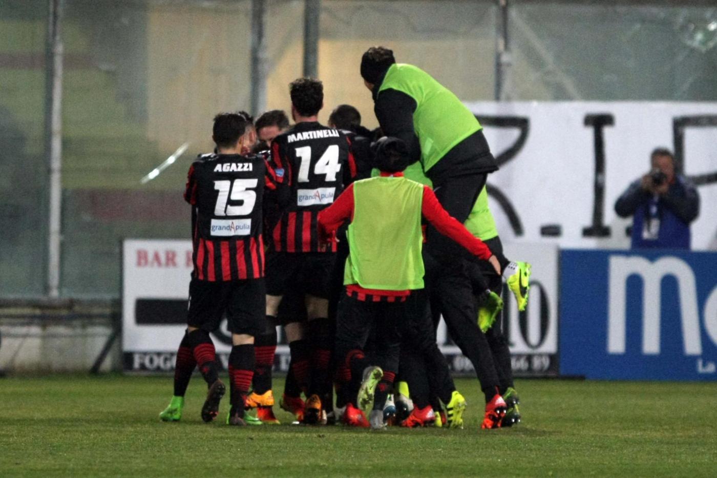 Foggia-Venezia venerdì 15 dicembre, analisi e pronostico giornata 19
