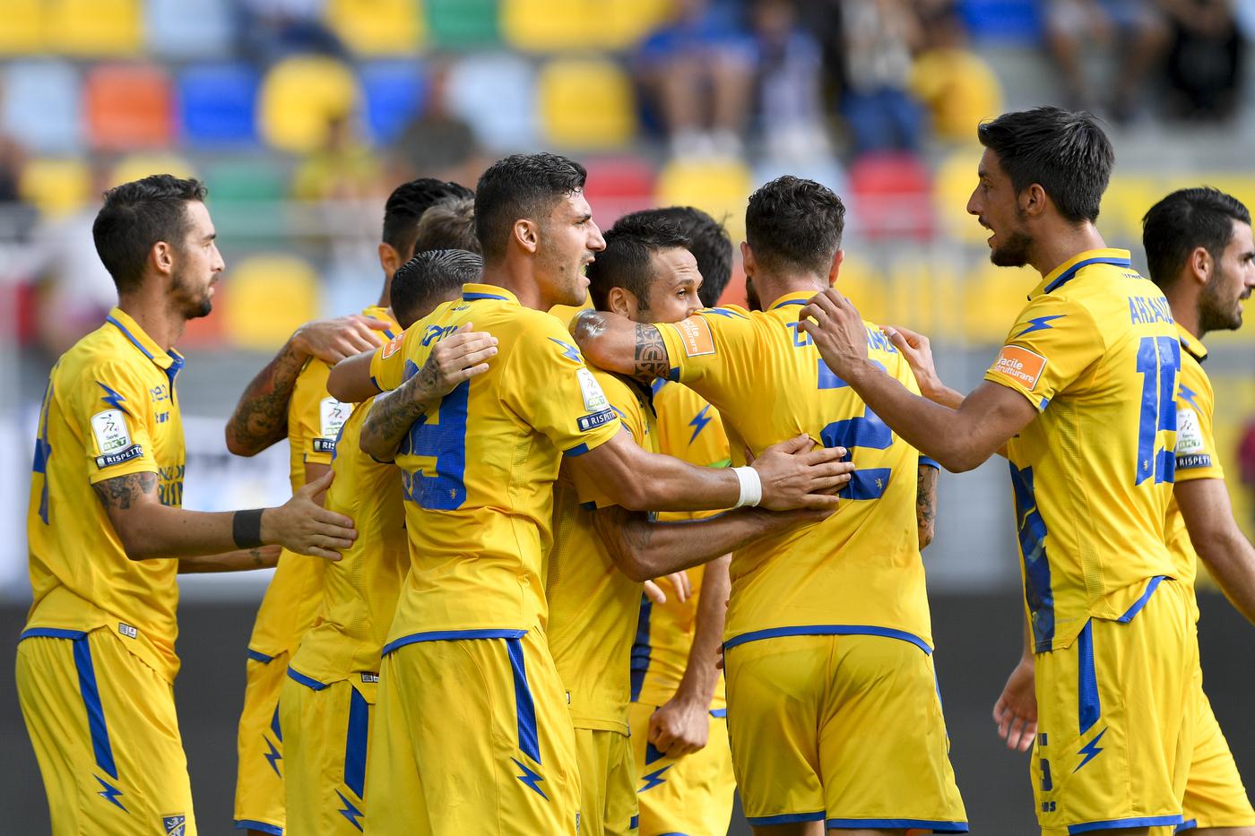 Frosinone-Livorno 21 ottobre: il pronostico di Serie B
