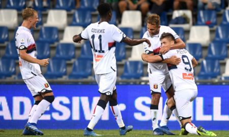 Mercato Milan 14 giugno: la squadra rossonera è sulle tracce dell'attaccante del Genoa. Si riformerà la coppia d'attacco con Piatek?