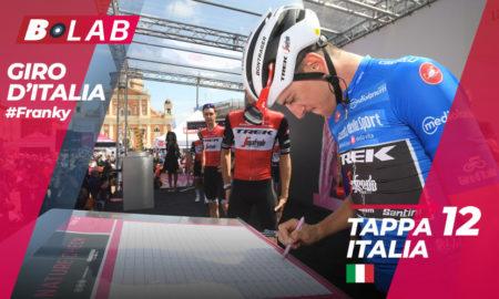 Giro d'Italia 2019 favoriti tappa 12: Cuneo-Pinerolo, l'analisi, le quote e i consigli per provare la cassa insieme al B-Lab!