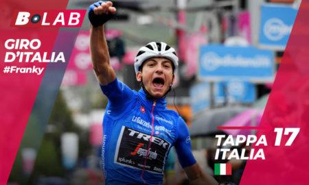 Giro d'Italia 2019 favoriti tappa 17: Commezzadura-Anterselva, l'analisi, le quote e i consigli per provare la cassa insieme al B-Lab!
