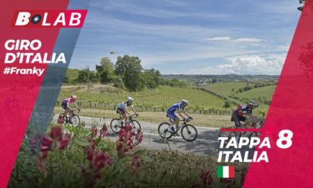 Giro d'Italia 2019 favoriti tappa 8: Tortoreto Lido-Pesaro, l'analisi, le quote e i consigli per provare la cassa insieme al B-Lab!