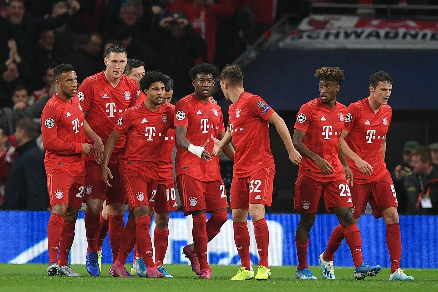 Bayern Monaco-Union Berlino 26 ottobre pronostico Bundesliga