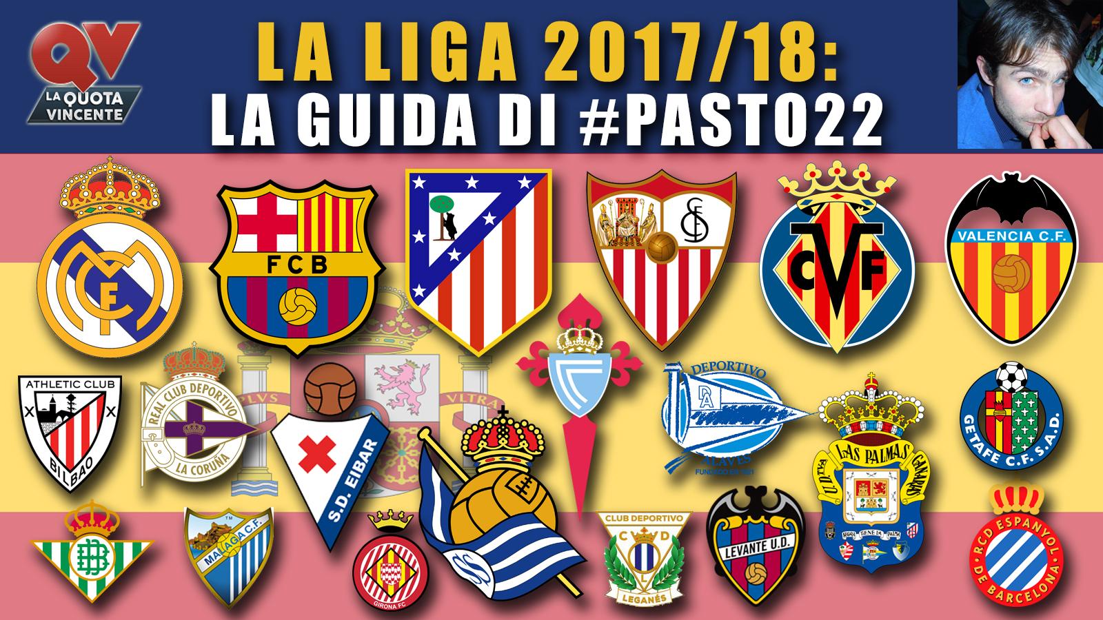 Probabili formazioni pronostici Liga: la guida alla stagione 2017 ...