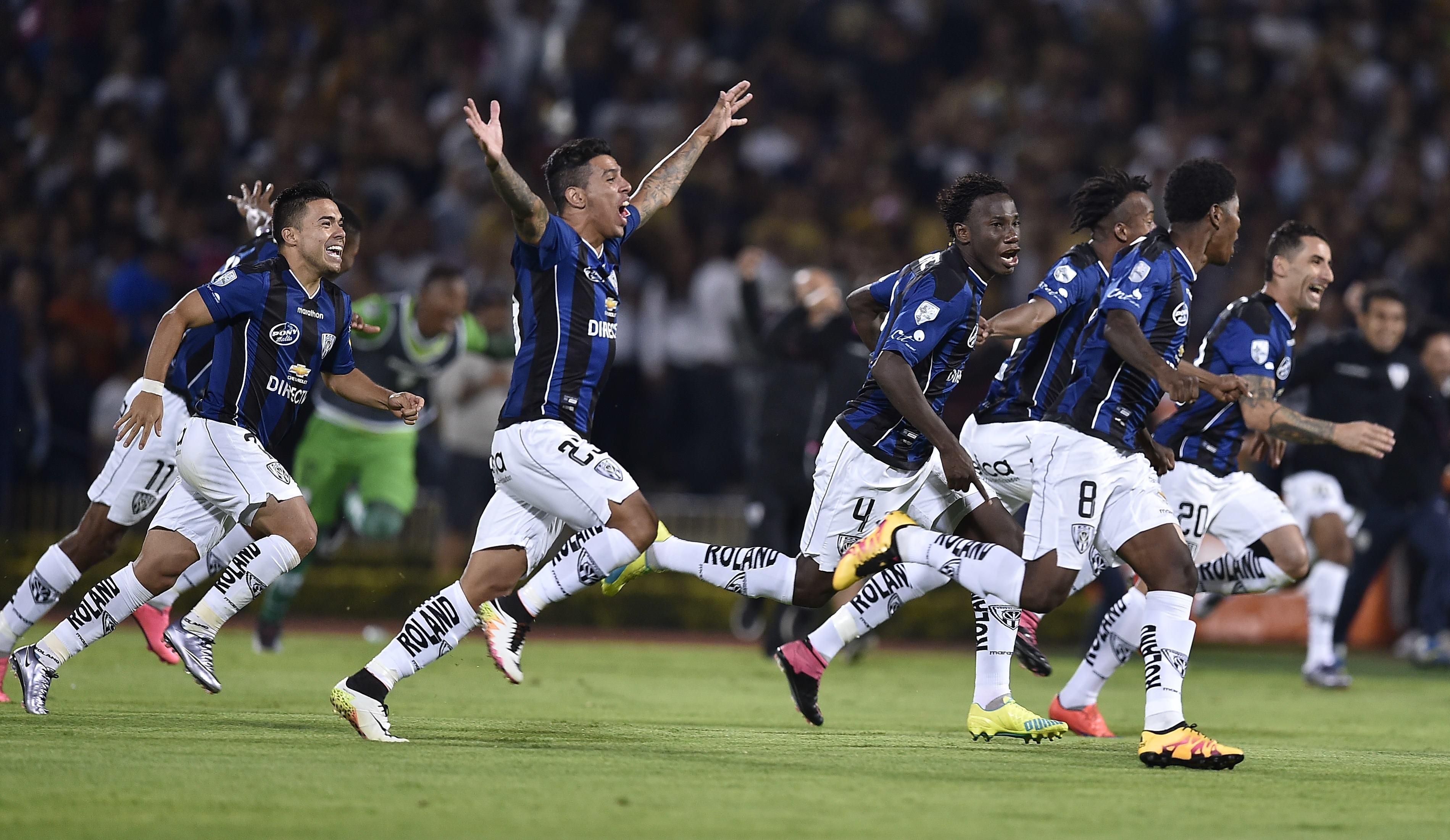 Independiente del Valle-Caracas mercoledì 17 luglio