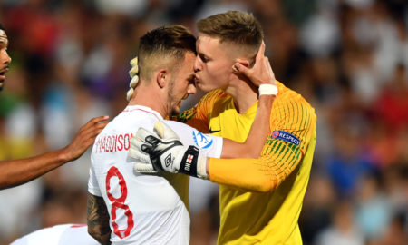 Inghilterra-Romania 21 giugno