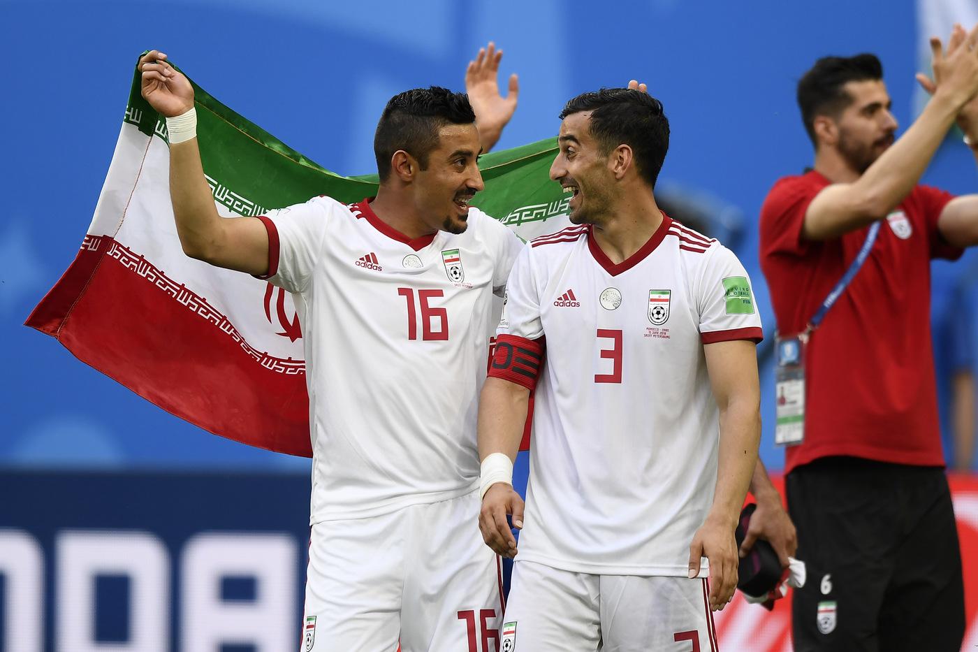 Qatar-Iran lunedì 31 dicembre