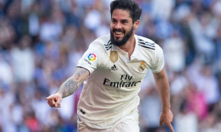 Isco-Manchester City