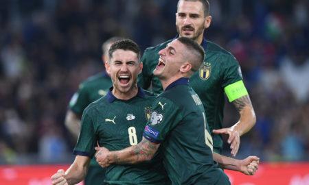 Pausa nazionali: tutte le foto più belle tra Qualificazioni e amichevoli. Italia qualificata a Euro 2020