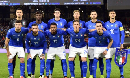 Italia-Spagna 16 giugno: gara d'esordio per gli azzurrini di Di Biagio all'Europeo di categoria. Iberici avversari duri per gli azzurrini.