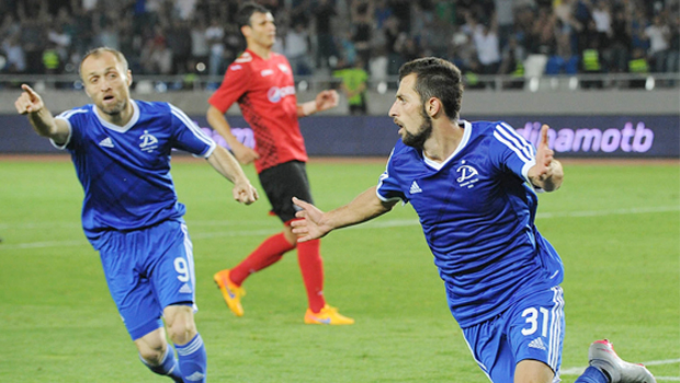 Dinamo Tbilisi-UE Engordany 11 luglio