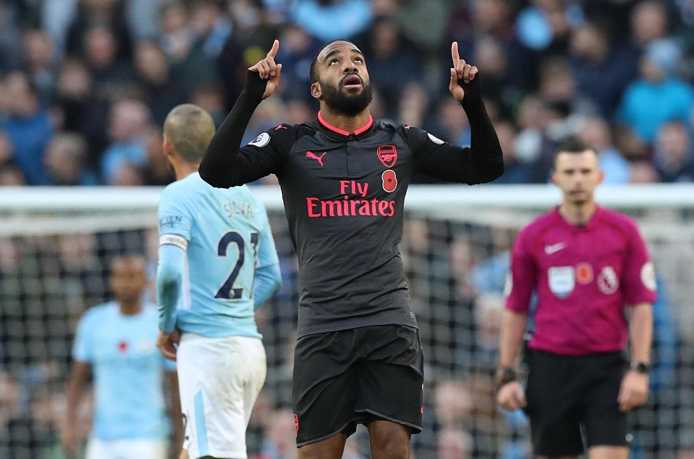 Arsenal-Burnley 6 maggio