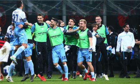 Sampdoria-Lazio 28 aprile: si gioca per la 34 esima giornata del nostro campionato. I capitolini cercano punti per l'Europa.