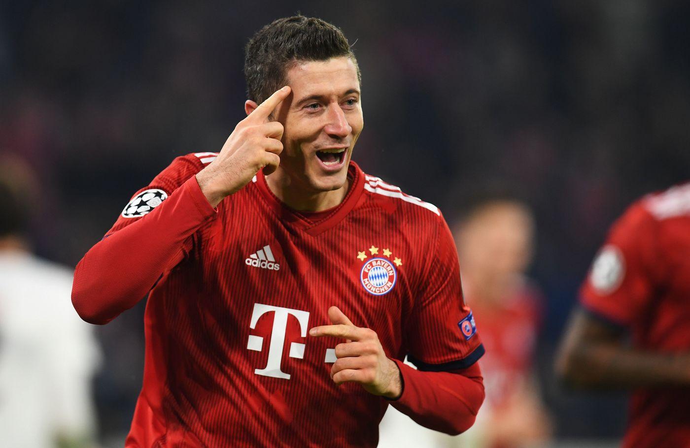 Record scudetti consecutivi in Europa classifica top 15 squadre di calcio dalla juventus al Bayern Monaco con Robert Lewandowski