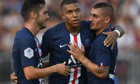 PSG-Rennes 3 agosto