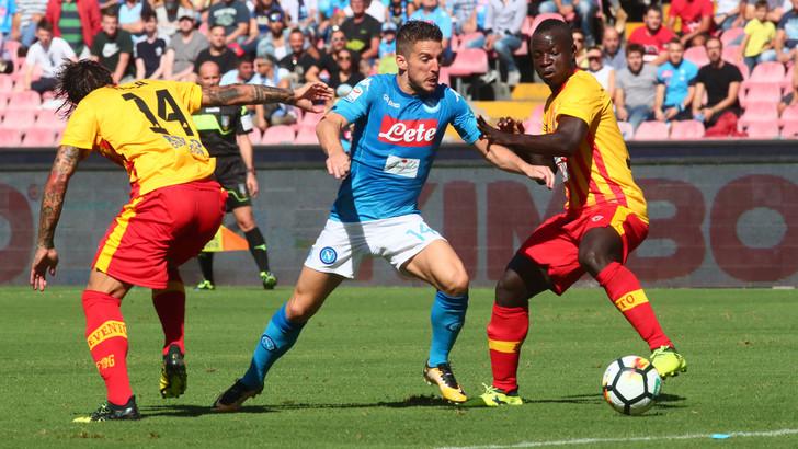 Napoli-Mertens: la Cina chiama il belga e Hamsik