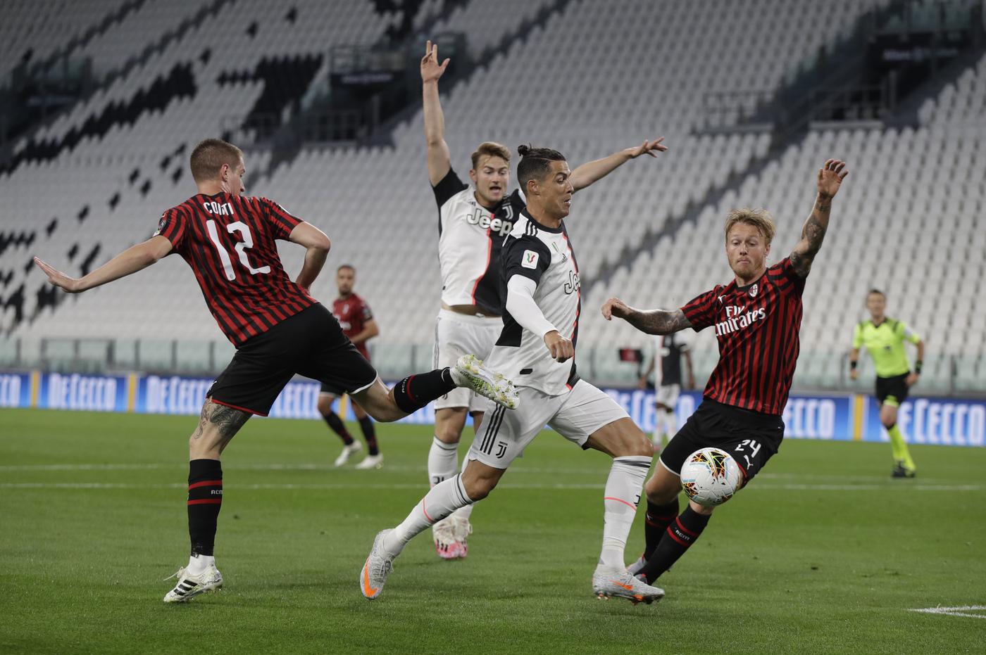 Pronostico Milan-Juventus probabili formazioni e quote Serie A