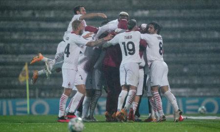 Il Milan ai gironi di Europa League, Rio Ave superato dopo una serie infinita di rigori