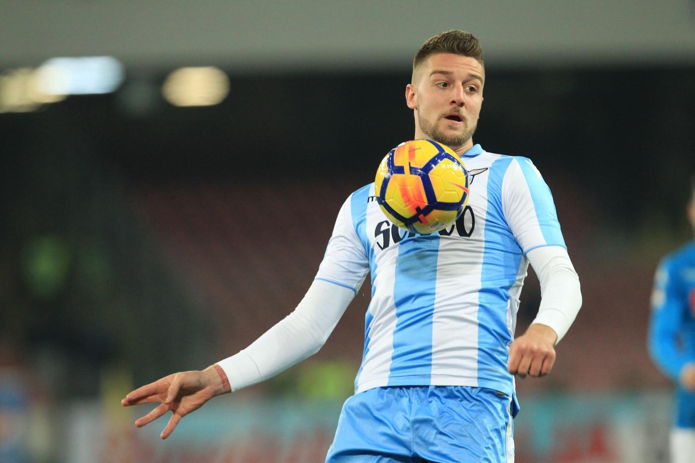 Lazio-Milinkovic-Savic: nonostante le diverse offerte, il centrocampista della nazionale serba dovrebbe restare a Roma almeno fino a giugno