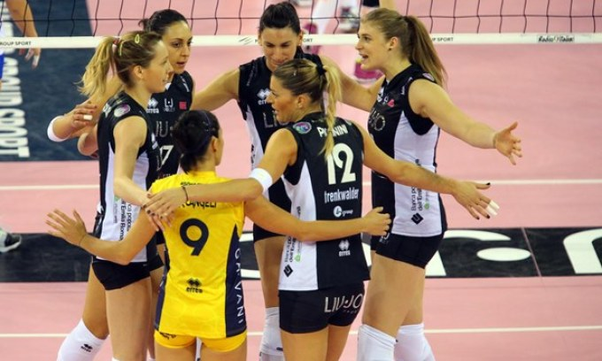 Serie A1 Volley Femminile 28 ottobre