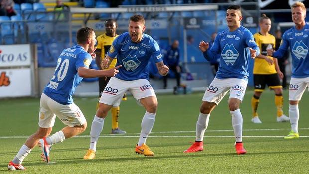 Norvegia Eliteserien: Molde capolista contro Sarpsborg 08 penultimo