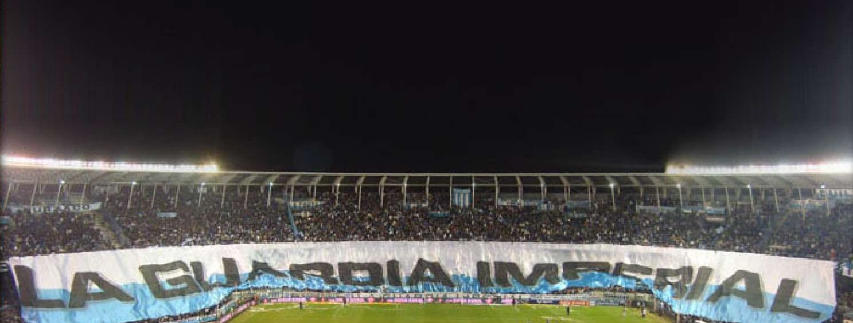 Racing Club-Sarmiento Resistencia giovedì 17 maggio
