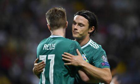 Germania-Estonia 11 giugno: si gioca per il gruppo C di qualificazione alla fase finale dell'Europeo. Tedeschi strafavoriti per i 3 punti.