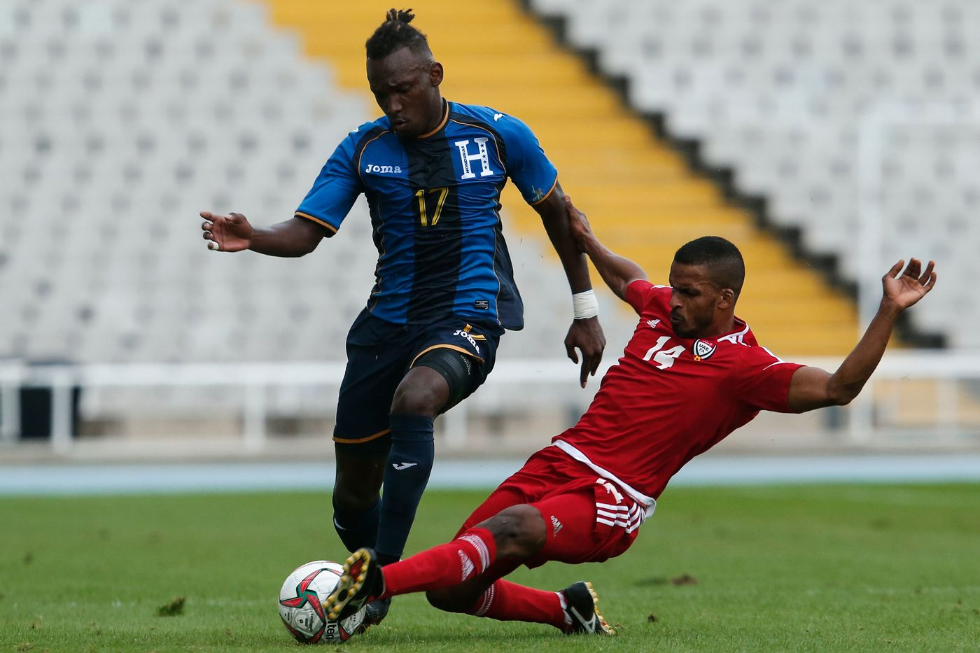 Gold Cup Honduras-Curaçao venerdì 21 giugno: analisi e pronostico della seconda giornata del Gruppo C. La Quota Vincente. Calcio.
